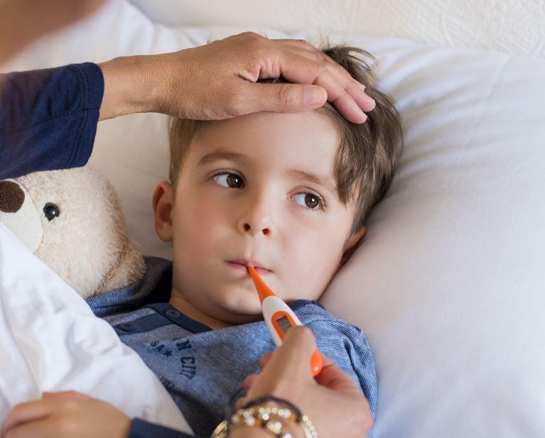 Kindermedicatie Koorts En Pijn